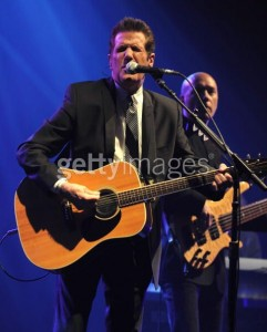 Wade and Glenn Frey